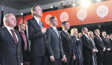 Pozitivna Crna Gora, SDP