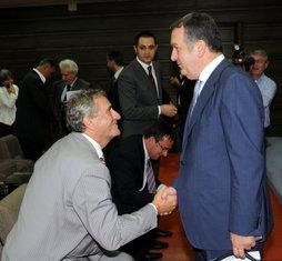 Momčilo Vujošević i Miomir Mugoša