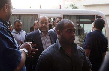Hamas predstavnici sastanak Kairo