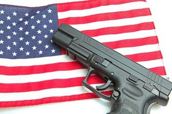 Amerika, oružje