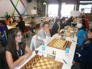 Ženska šahovska reprezentacija