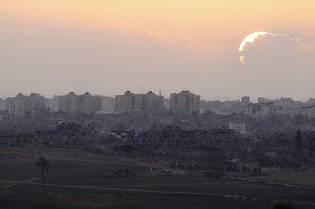 Gaza, Izrael, Palestina