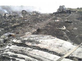 srušeni malezijski avion u Ukrajini