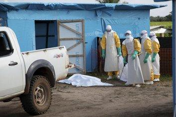 Epidemija, ebola