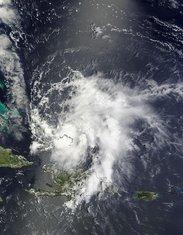 uragan Berta
