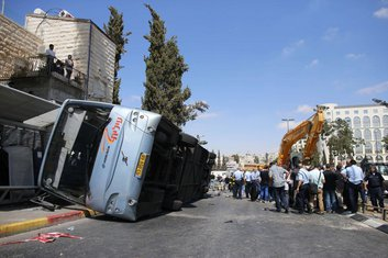 Jerusalim, autobus