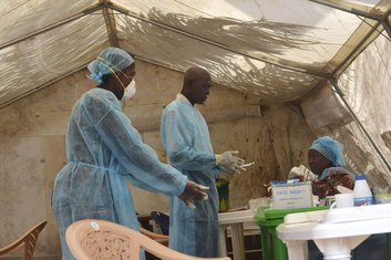 Ebola, Sijera Leone