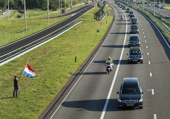 Holandija, žrtve, malezijski avion