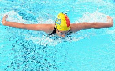 Plivanje, Podgorica