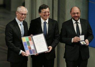 Nobelova nagrada, EU