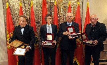 Trinaestojulaska nagrada, Vojislav Stanić, Niko Martinović, Gojko Kastratović, Aleksandar Čilikov