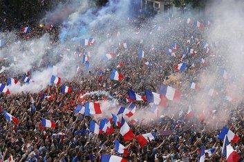Navijači Francuske