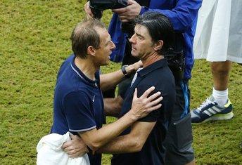 Joakim Lev i Jirgen Klinsman
