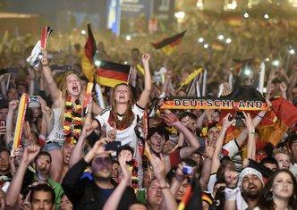 Navijači Njemačke