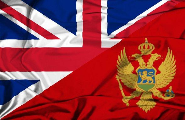 Crna gora, Ujedinieno Kraljevstvo