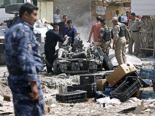 Bagdad, Irak, eksplozija, bomba