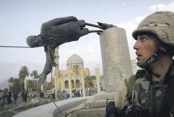 Invazija na Irak