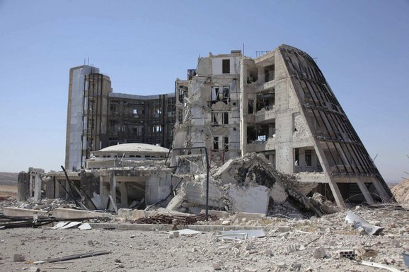 Sirija, sukobi