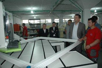 Fabrika Windoor u Nikšiću