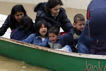 Obrenovac poplave