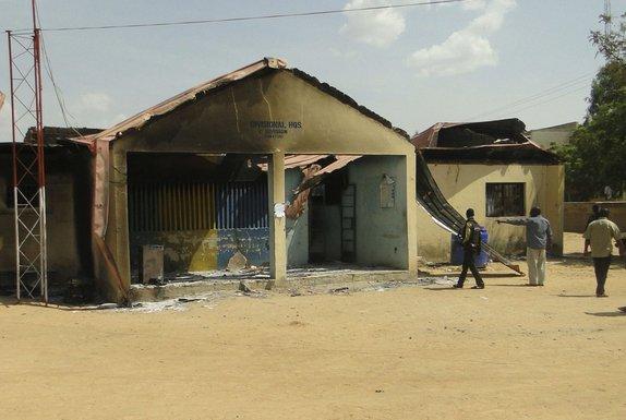Nigerija Boko Haram