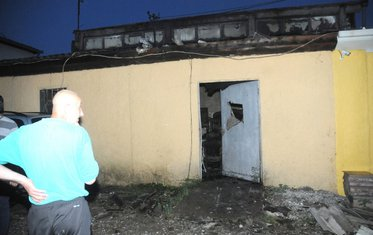 Požar, Podgorica