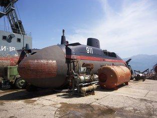 Podmornica P-911