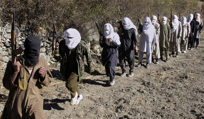 Pakistanski talibani