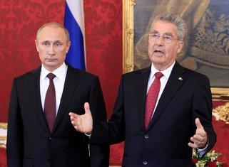 Vladimir Putin, Hajnc Fišer