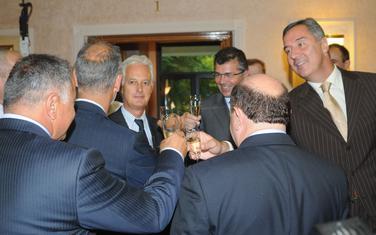 Ko se ugradio preko Rivera: Nakon potpisivanja ugovora o privatizaciji EPCG