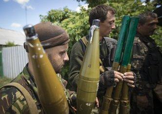 Ukrajina pobunjenici