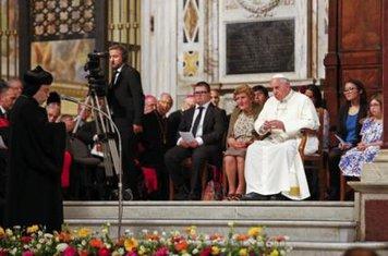 Papa, Sveti Eđidio