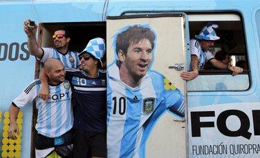 Argentina, Mundijal