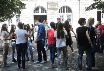 gimnazija, Podgorica