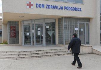 Dom zdravlja, Podgorica