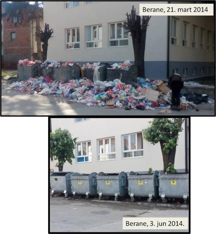 Berane smeće