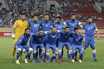 Fudbaleri Grčke