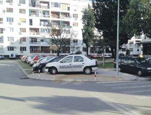 Komunalna policija vozilo