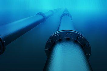 Naftna platforma, Nafta more