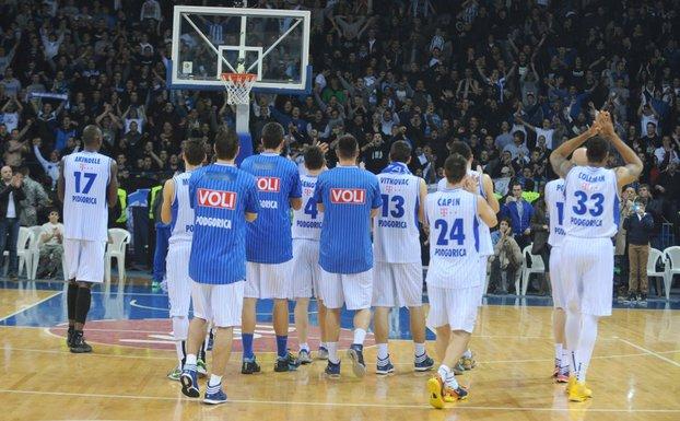 Budućnost Voli-Partizan