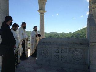 Mitropolija crnogorsko-primorska Orlov krš