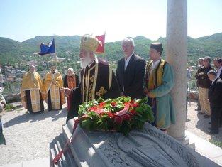 mitropolit Mihailo Orlov krš
