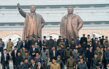 Kim Il Sung, Kim Il Džong