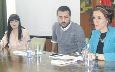 Nikola Nikolić (promocija knjige Meander)
