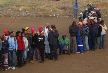 Južna Afrika izbori