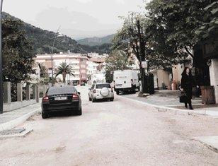 Budva, ulica