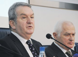 Miomir Mugoša, Mihailo Burić