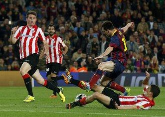Lionel Mesi Atletik Bilbao