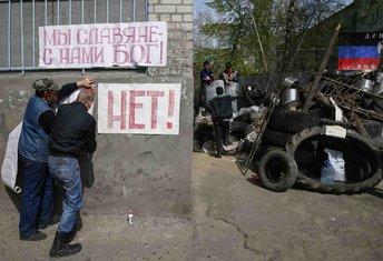 Ukrajina Slavjansk