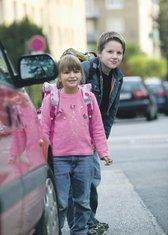 djeca, škola, djeca saobraćaj